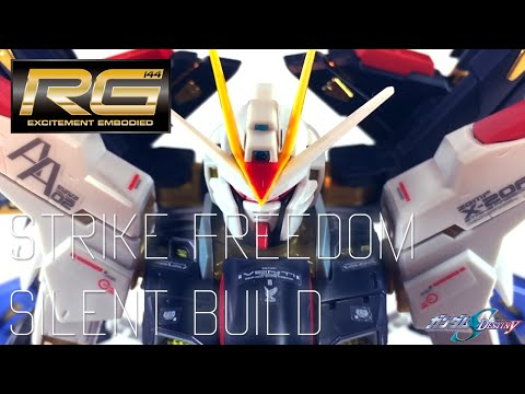 Silent Build - RG Strike Freedom