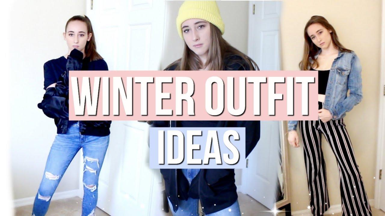 Winter Outfit Ideas | Shivana Codling | 2