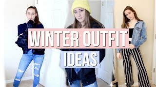 Winter Outfit Ideas | Shivana Codling |