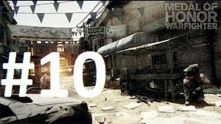 MoH Warfighter - Targ broni w Darra gameplay #10