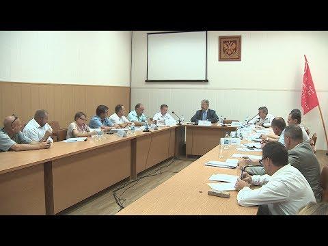 Специальная рабочая группа изучает проблемные вопросы Калача-на-Дону