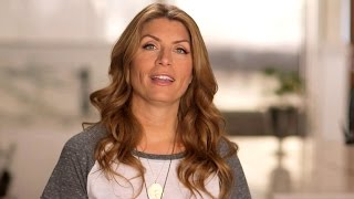 Genevieve Gorder: The Perfect (Small) Bathroom