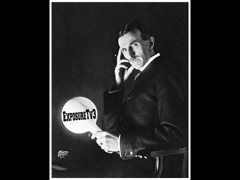 Nikola Tesla Interview Hidden For 116 Years Unbelievable.
