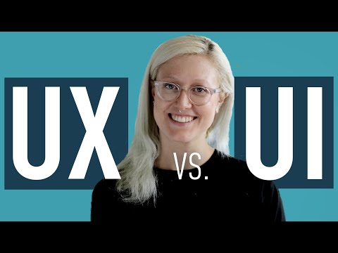 The Difference Between UX and UI Design - A Layman's Guide