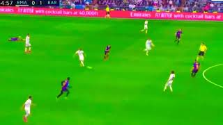 MESSI VS RAMOS FIGHT!!!