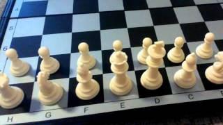 Уроки по шахматам #1