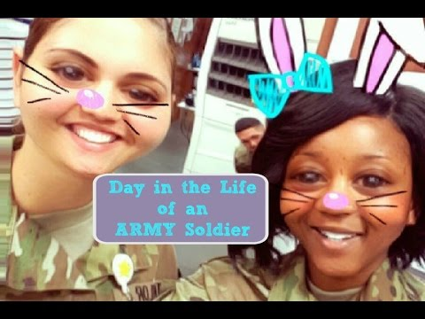 A day in the life of a SOLDIER| Army Pharmacy Technician