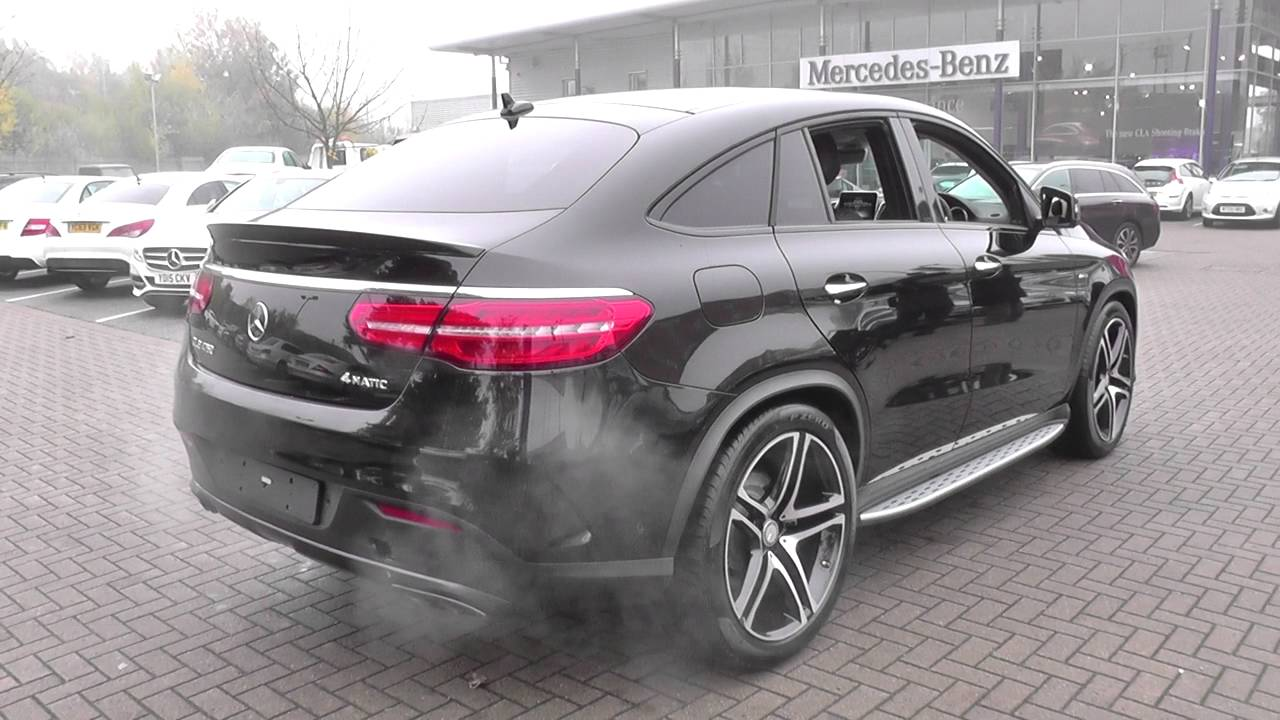 Mercedes Benz GLE COUPE GLE 450 AMG 4Matic Premium Plus