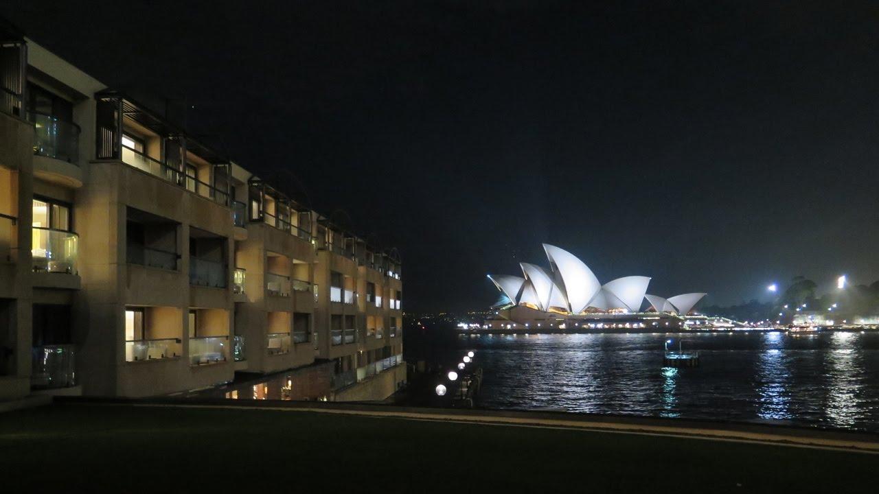 Park Hyatt Sydney - Deluxe Opera View Room Tour