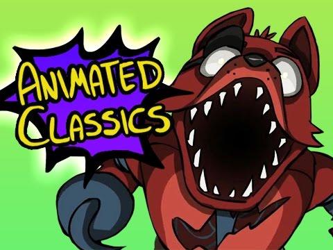 FOX SCARES NOVA - Animated Classics