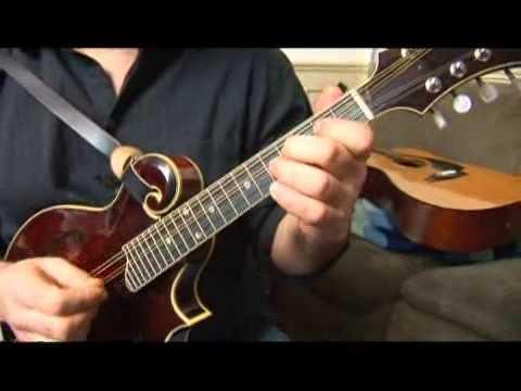 Mandolin Open Position D Scale Tips