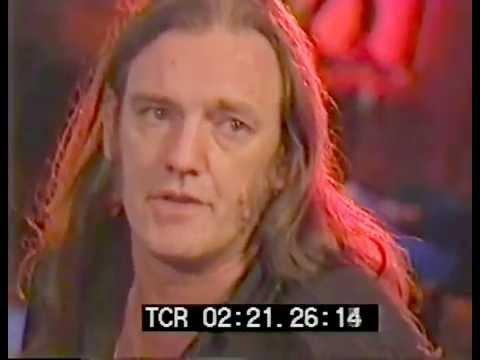 Lemmy Movie Interview UNCUT - Lemmy on Metallica