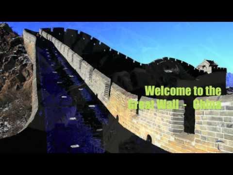 Seven Wonders of the World - Great Wall of China