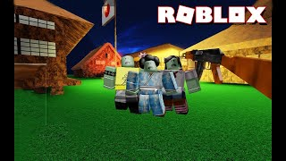 ROBLOX - FALLOUT HIROSHIMA,ITS TIME TO KILL ZOMBIES!!