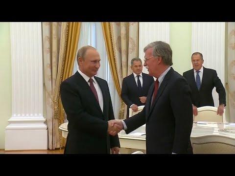 Трамп и Путин договорились: пока о встрече