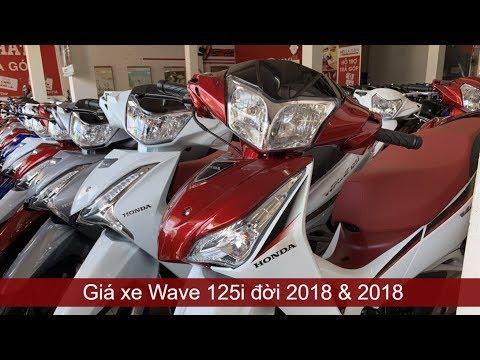 Hỏi Giá Honda Wave 125i Thái đời 2018 Và 2019 | Mekong Today