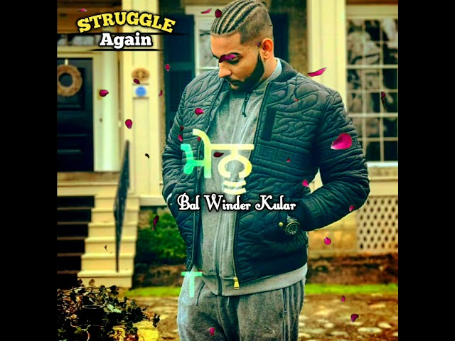 Tension || Nijjar feat. Karan Aujla || (Whatsapp Video Status) Latest Punjabi Song 2018 #1