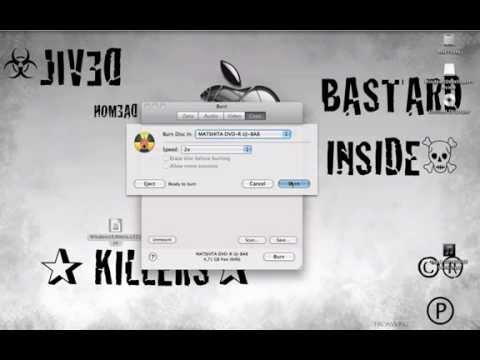 Tutorial:Masterizzare File ISO In 30 Sec. MAC