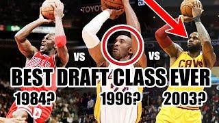Meet The BEST Draft in NBA History