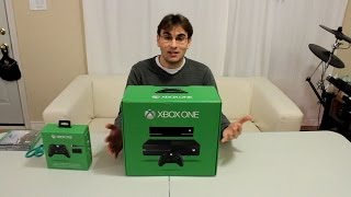 UNBOXING - XBOX ONE Unboxing com Dead Rising 3, Ryse e Forza 5