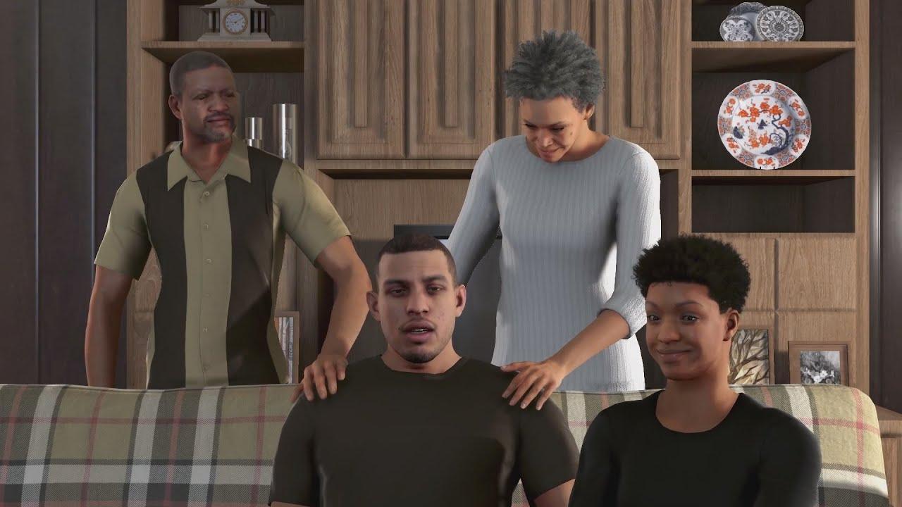 Resultado de imagen para nba 2k black family
