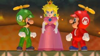 New Super Mario Bros. Series - All Final Castles & Boss Fights