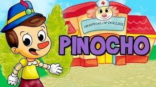 Pinocho canción (Canciones y Rondas Infantiles) thumbnail