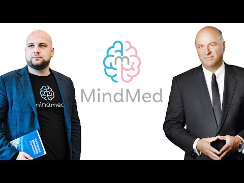 Kevin O'Leary and JR Rahn Provide An Update On MindMed Inc.