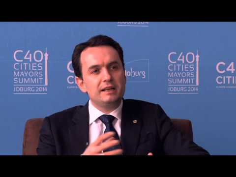 C40 Summit Video Blog Series: Stian Berger Røsland, Governing Mayor of Oslo