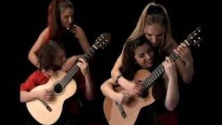 Tico Tico Fortissimo- Guitar Quartet