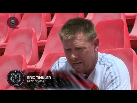 One on One with Head Coach Eric Tinkler