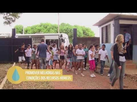 Ambev - Projeto Bacias com WWF