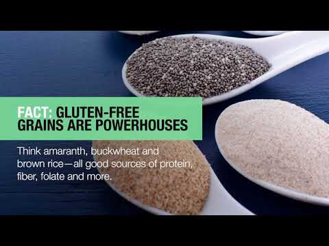 Mayo Clinic experts weigh in on gluten-free diets