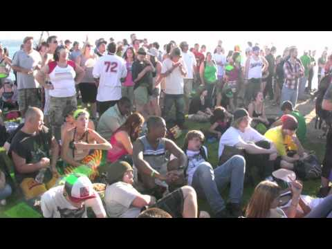 Seattle Hempfest 2011 - Video produced by THCTV