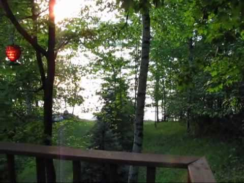 Sugar Lake MN Log Cabin For Sale