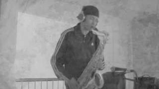 Justin Timberlake - Cry Me A River - Tenor Saxophone by charlez360