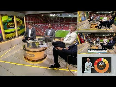 Premier League Tonight - Sterling Red Card ,Rooney retirement & more 26/08/2017 HD