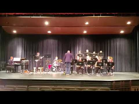 Blue Feeling | Astronaut High School Jazz Band