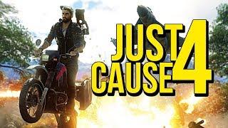 Co zmieni się w Just Cause 4?