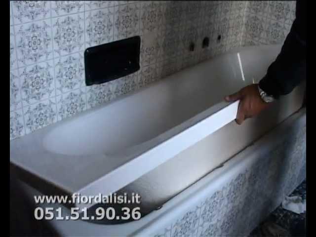 Ristrutturazione Bagno Con La Tecnica Vasca Nella Vasca Youtube