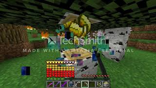 minecraft [mod Lucky block] เปิดกล้องสุดแสนจะ(op)