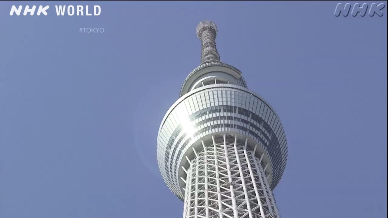 Photo of Working 634m in the Air [Tokyo Sky Tree] – #TOKYO [Japan] – video