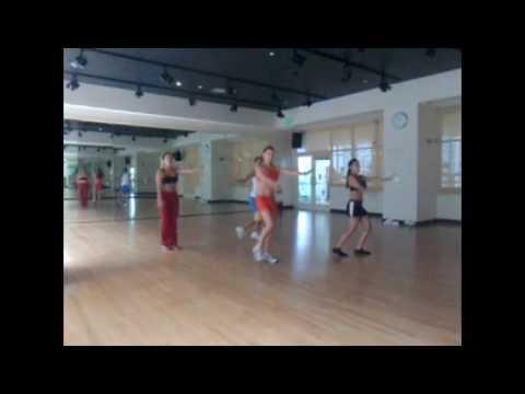 Hey You Girl  Pitbull - Choreography by Tania Amthor