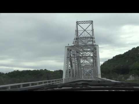 Dams & Power Plants Along Mississippi River 2017