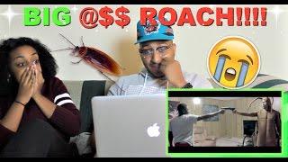 RDCworld1 Ft. Berleezy  'THE ROACH THAT GOT TIRED OF THE BS /A BUG'S LIFE (Short Film)' Reaction!!