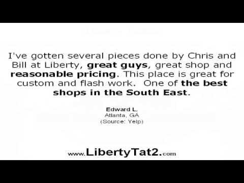 Liberty Tattoo Reviews Atlanta Ga Tattoo Parlors Reviews