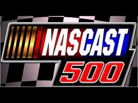 NASCAST 500 Episode 37 - Recap Time