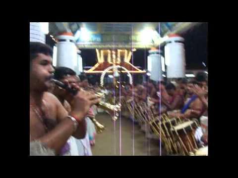 Thrupunithura Vrishcikothsavam 2011 - Panchari Melam (ഒന്നാം കാലം)