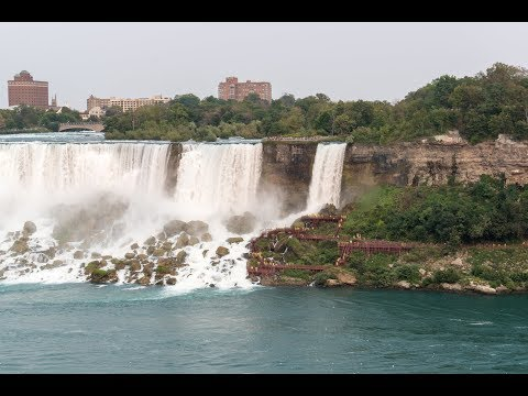 Cave Of The Winds In Niagara Falls
