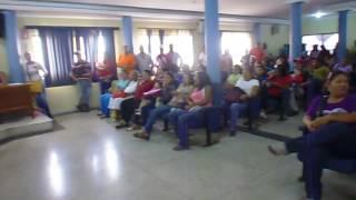 Alcalde Municipio Anaco Ing  Marcos Ramos y Comunidad x GMVV 1 9